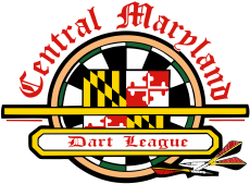 Central Maryland Dart League Page Logo