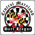 Central Maryland Dart League Logo